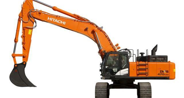 Hitachi predstavlja novo serijo hidravličnih kopačev – ZAXIS-5